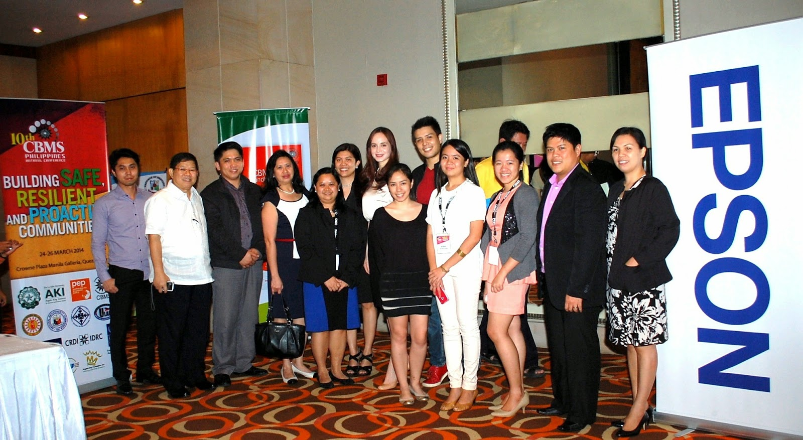 10th National Conference of the Community-Based Monitoring System (CBMS)