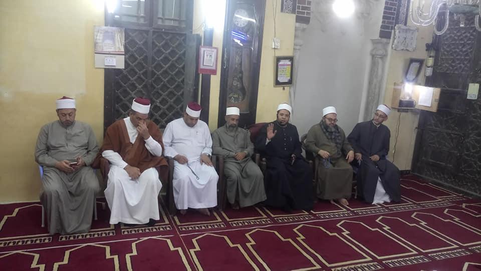 """بالصور..فوه تحتفل بالليلة الختامية لمولد العارف بالله """"أبوالمكارم"""" 1"""