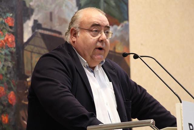 Tontxu Rodríguez, senador socialista