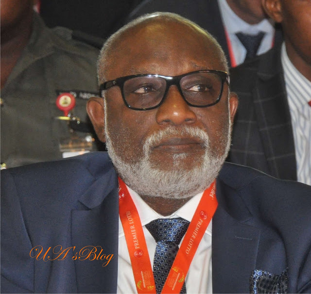 Akeredolu raises eyebrows on deputy governor