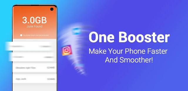 قم بتنزيل One Booster - مكافحة الفيروسات ،معزز، تنظيف الهاتف