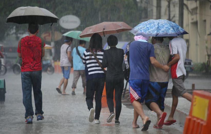 PAGASA officially declares onset of the rainy season