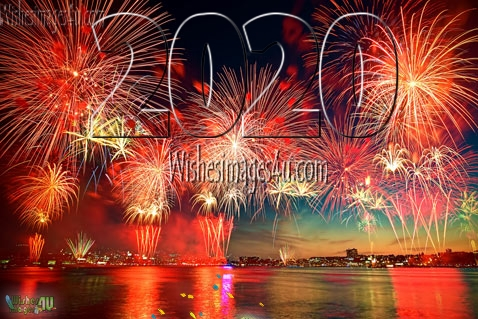 Full HD Happy New Year 2020 Fireworks Pics Download - HD Happy New Year 2020 Best Fireworks Pics Download Free