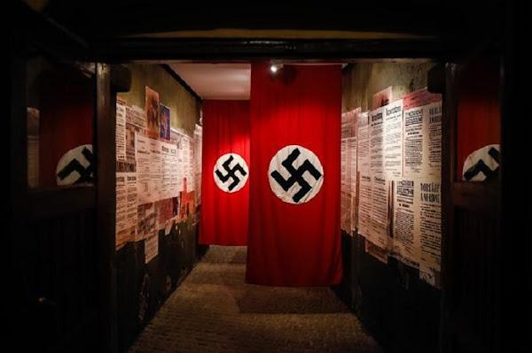 BRETAGNE : Un homme appelle la police pour retrouver son drapeau nazi