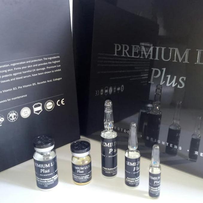 Premium Lux Plus infus whitening