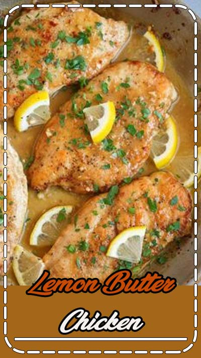 AMAZINGLY GOOD! Made with a few simple ingredients yet it's so flavorful and delicious! A weeknight chicken dinner staple. #lemon #chicken #chickenbreasts #dinnerideas #recipe