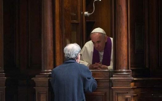 De la Confesión a la Eucaristía