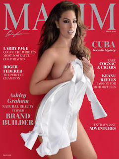 Revista Maxim USA-Abril 2016 PDF Digital