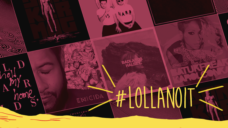 Falta pouco para o Lollapalooza Brasil 2016 e são esses os discos que você PRE-CI-SA ouvir antes de ir ao festival.