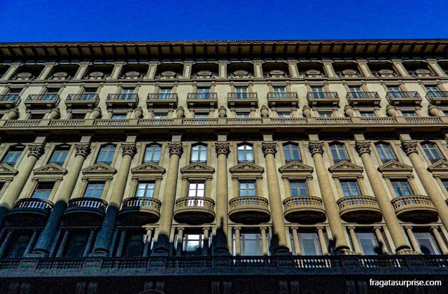 Edifício na Via Laietana, Barcelona