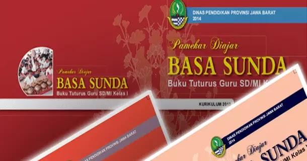 Buku Guru Bahasa Sunda Sd Mi Kelas 1 2 3 4 5 6 Berkas Edukasi