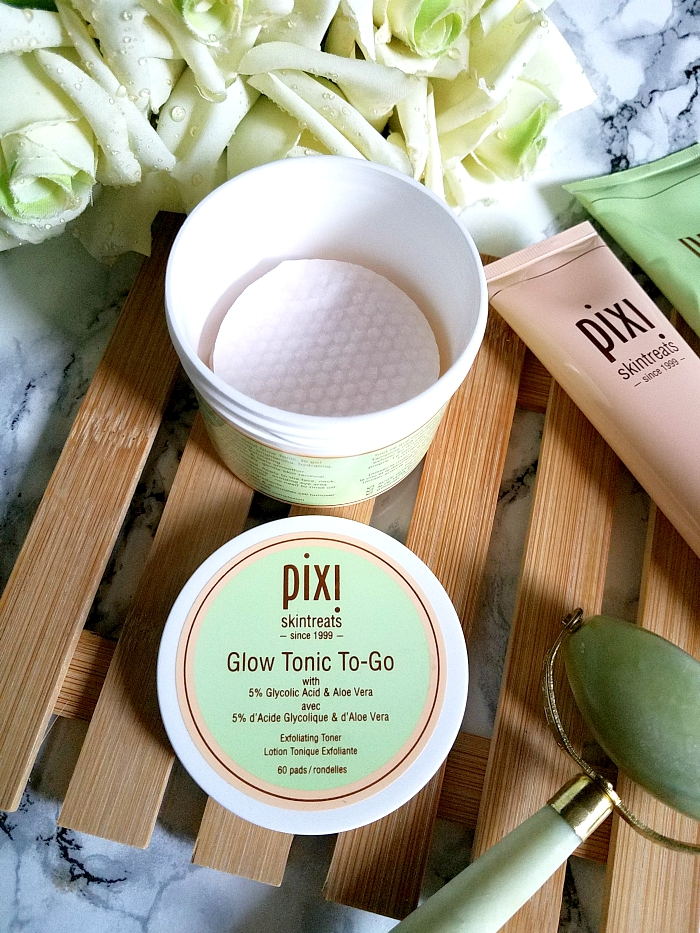Review: pixi Skintreats - Glow Tonic to Go Makeup Remover Pads Exfoliating Toner mit 5% Glycolic Acid & Aloe Vera - Madame Keke Luxury Beauty & Lifestyle Blog