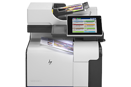 Download HP LaserJet MFP M575dn Drivers