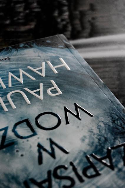 zapisane w wodzie | książka | recenzja | papier