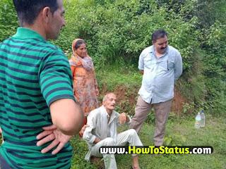 रानी सिर्फ नाम की रानी Help By Sanjay sharma news