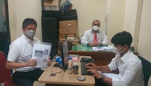 Dirut PT Sabar Jaya Polisikan Wartawan Berinisial AP ke Polda Sulsel