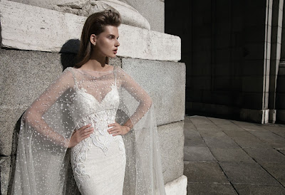 BRIDAL DRESS INSPIRATION: BERTA BRIDAL SS2016 COLLECTION