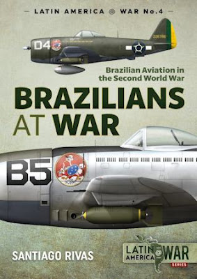 Brazilians at War: Brazilian Aviation in the Second World War
