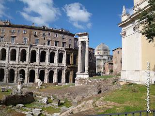 teatro marcello roma guia portugues - Mitos e realidade sobre conhecer Roma