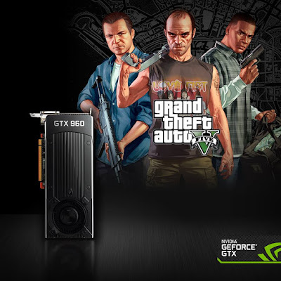 Gear up with the GeForce GTX Promo