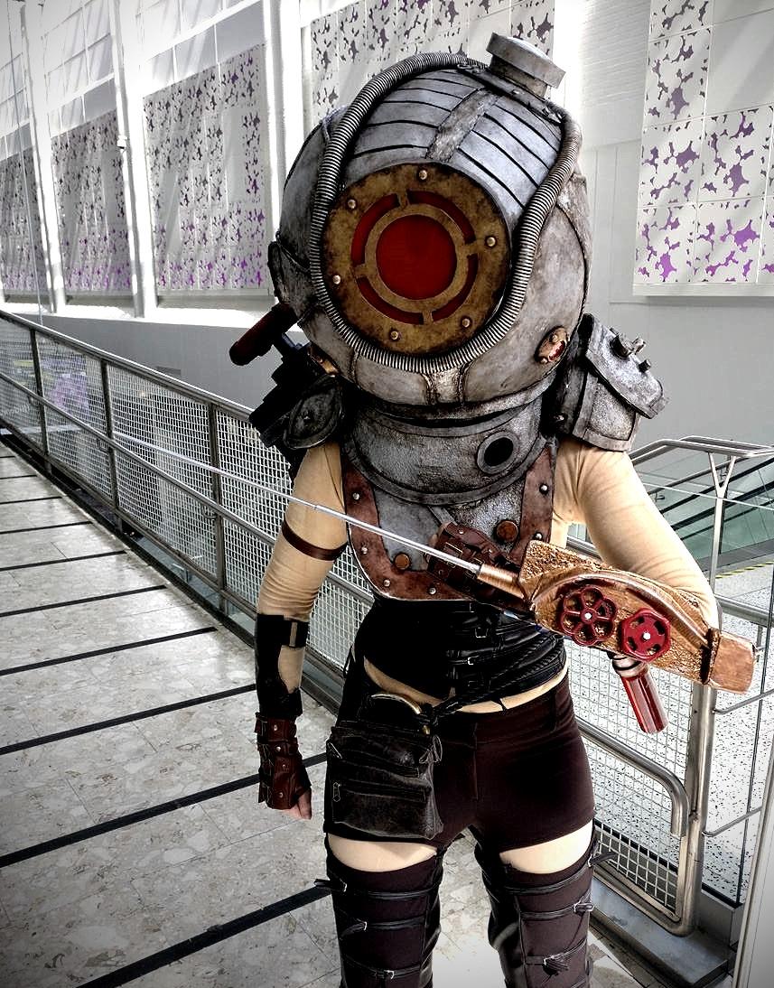 cosplay Big tutorial sister