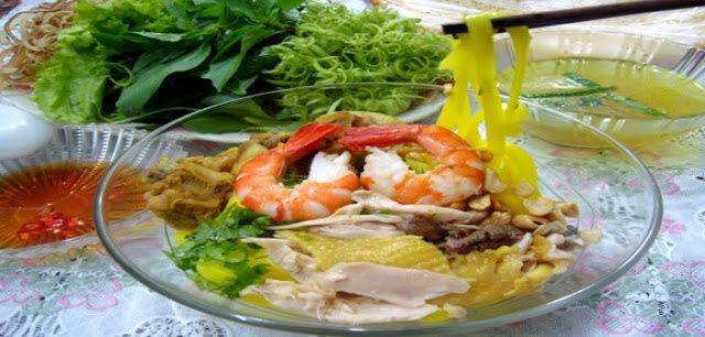 Mì Quảng - Đà Nẵng