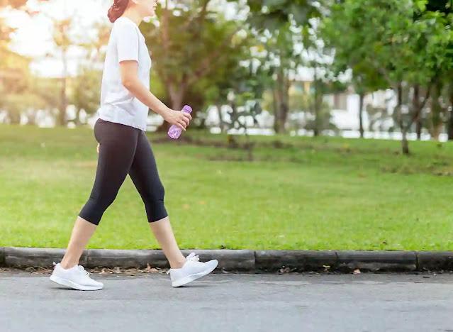كيف تبدأ المشي لفقدان الوزن