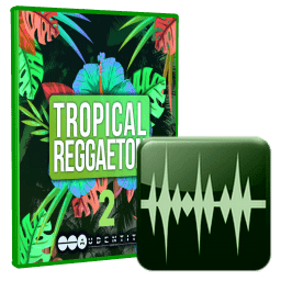 Audentity Tropical Reggaeton 2