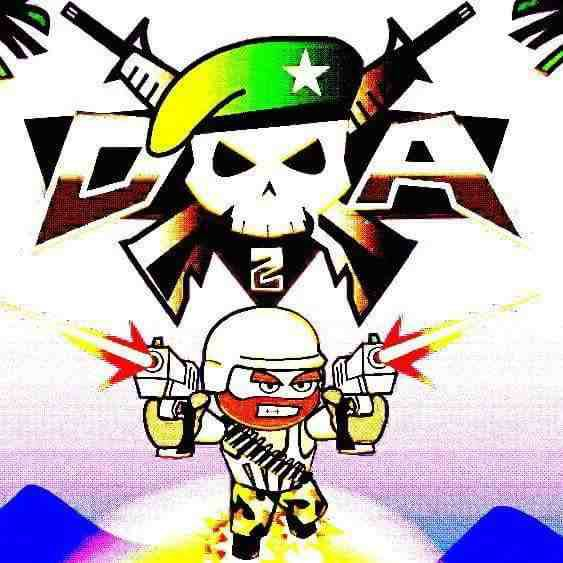 funny mini militia avatar name image