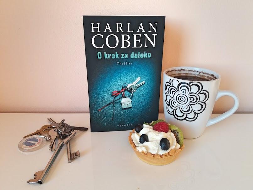 """Sekrety nigdy nie umierają: """"O krok za daleko"""" - Harlan Coben"""