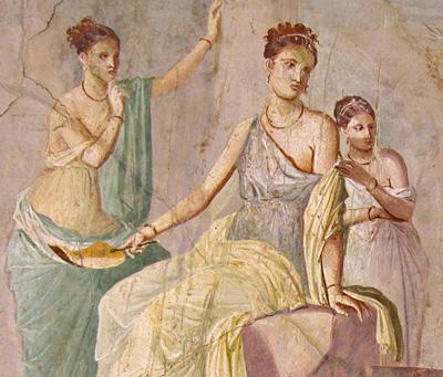 Arqueologia E Historia Del Sexo La Vestimenta De Las Prostitutas