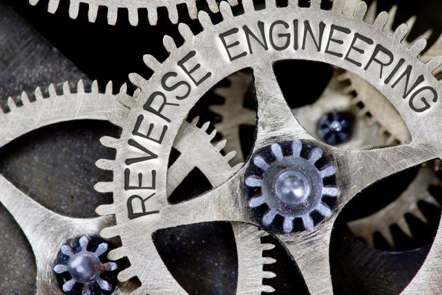 What is reverse engineering?