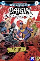 DC Renascimento: Batgirl e as Aves de Rapina #15