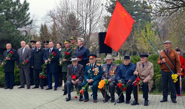 75 лет со Дня освобождения Дубоссар