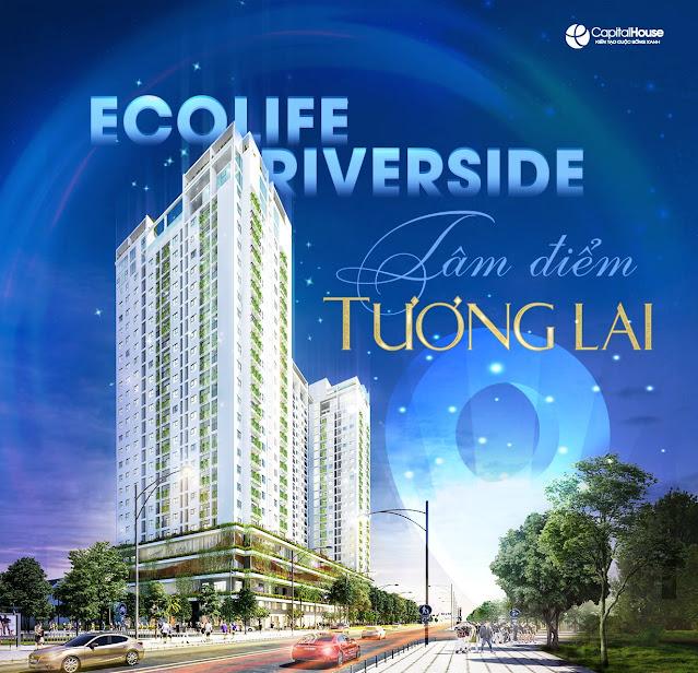 Vị trí đắc địa của chung cư Ecolife Riverside Quy Nhơn