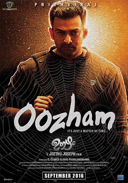Oozham (2016) Hindi Dubbed Movie 720p HD Download filmywap, Jalshamoviez, 9xmovies, sdmoviespoint, moviezwap, rdxhd