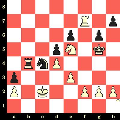 Les Blancs jouent et matent en 4 coups - Eugenio Torre vs Vlastimil Jansa, Bienne, 1985