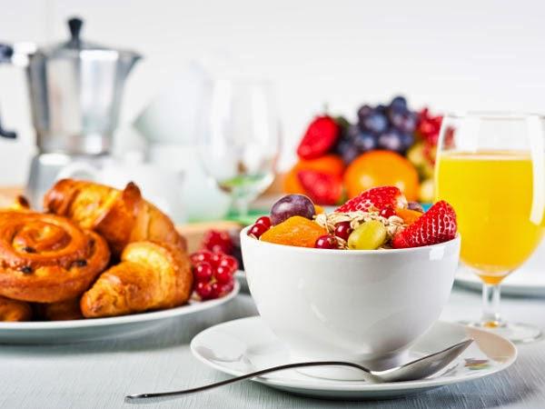 colazione, pranzo e cena a dieta equilibrata