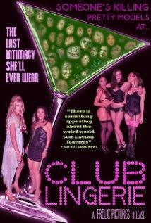 [18+] Club Lingerie (2014) DVDRip 480p 400MB Poster