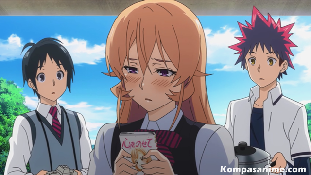Setelah sukses menjadi anime terbaik 2015, Shokugeki no Soume rilis season 2