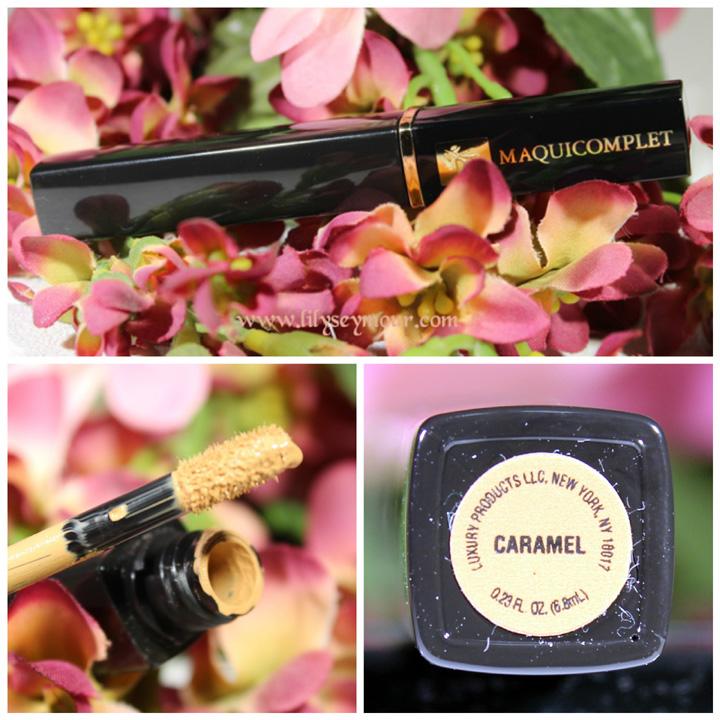 Lancome Maquicomplet Concealer in Caramel