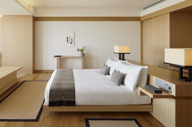 aman tokyo luxury urban hotel japan chicanddeco