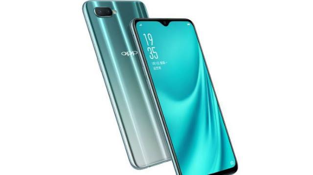 Smartphone Oppo R15x Hadir Dengan Fingerprint Sensor dan Dual Kamera Belakang