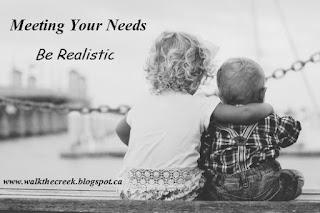 Meeting Your Needs