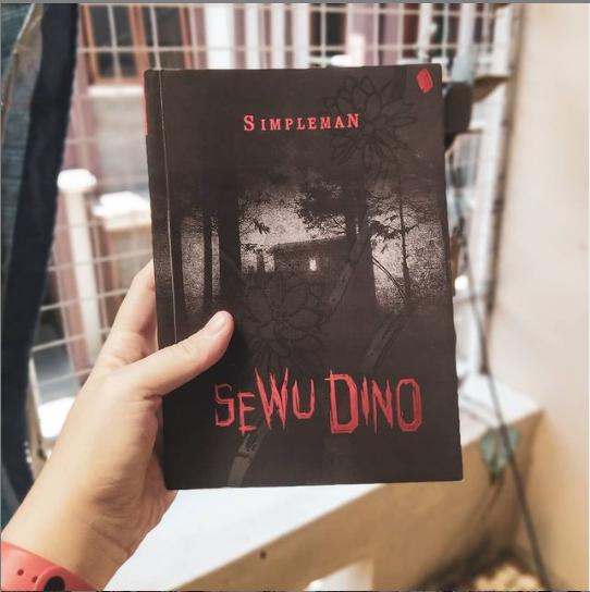 novel horror sewu dino