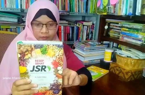 Resensi Buku Resep Sehat JSR