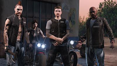 أصبحا لعبة GTA 5 - grand theft auto v مجانية على منصة EPIC GAMES