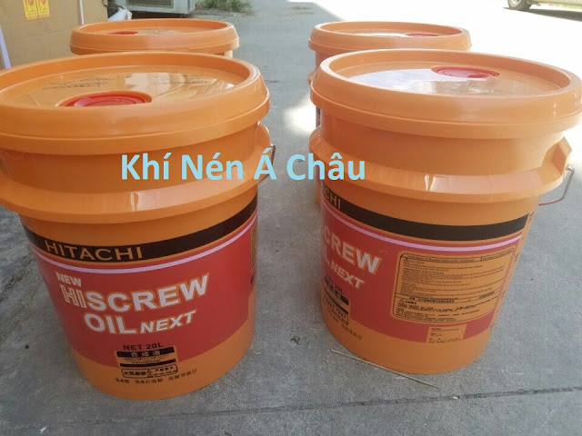 Dau HITACHI NEW HISCREW OIL NEXT new