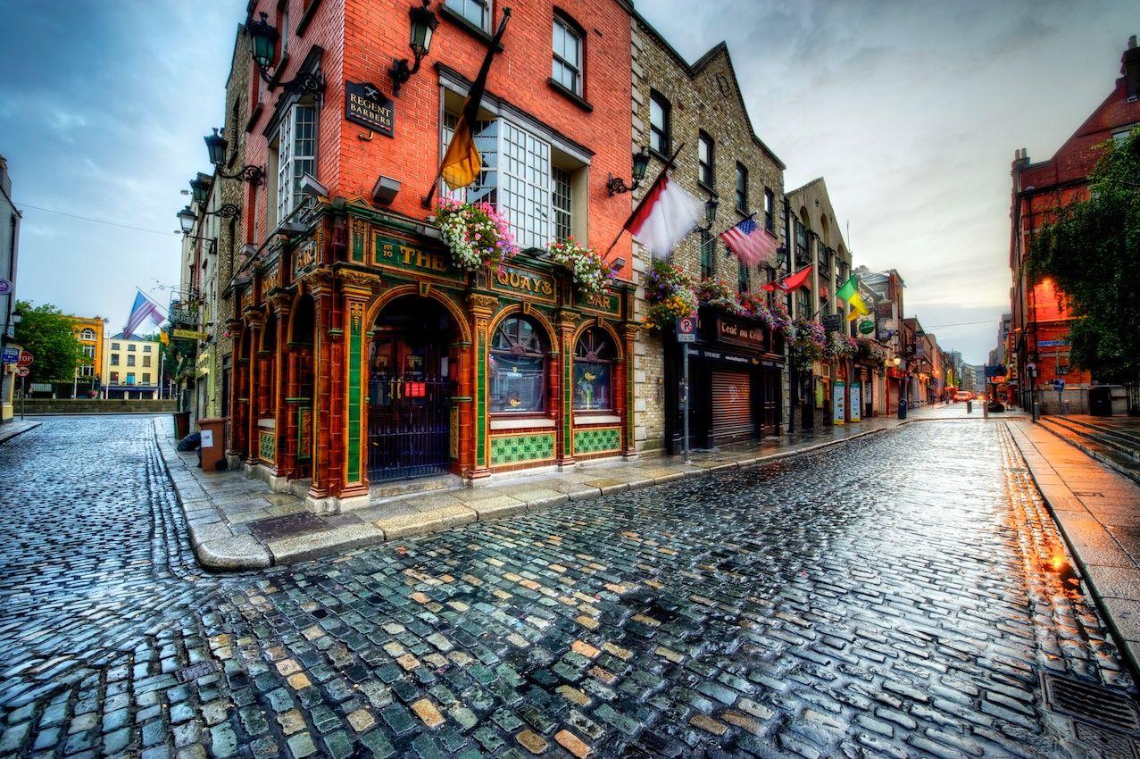 Alquileres en Dublín, inseguros e impagables