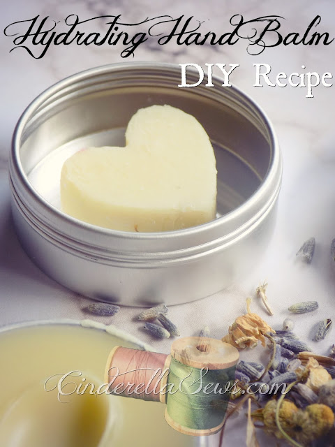 Hydrating DIY Hand Salve Remedy - Perfect for makers, parents, teachers, nurses, and anyone else who constantly washes their hands--this hand balm recipe is the perfect gift for yourself or others! Click for the recipe and fun insights into the ingredients #handsalve #naturalbeauty #diy #balm #maker #momlife #naturalremedies #herbalrecipe #herbalremedy